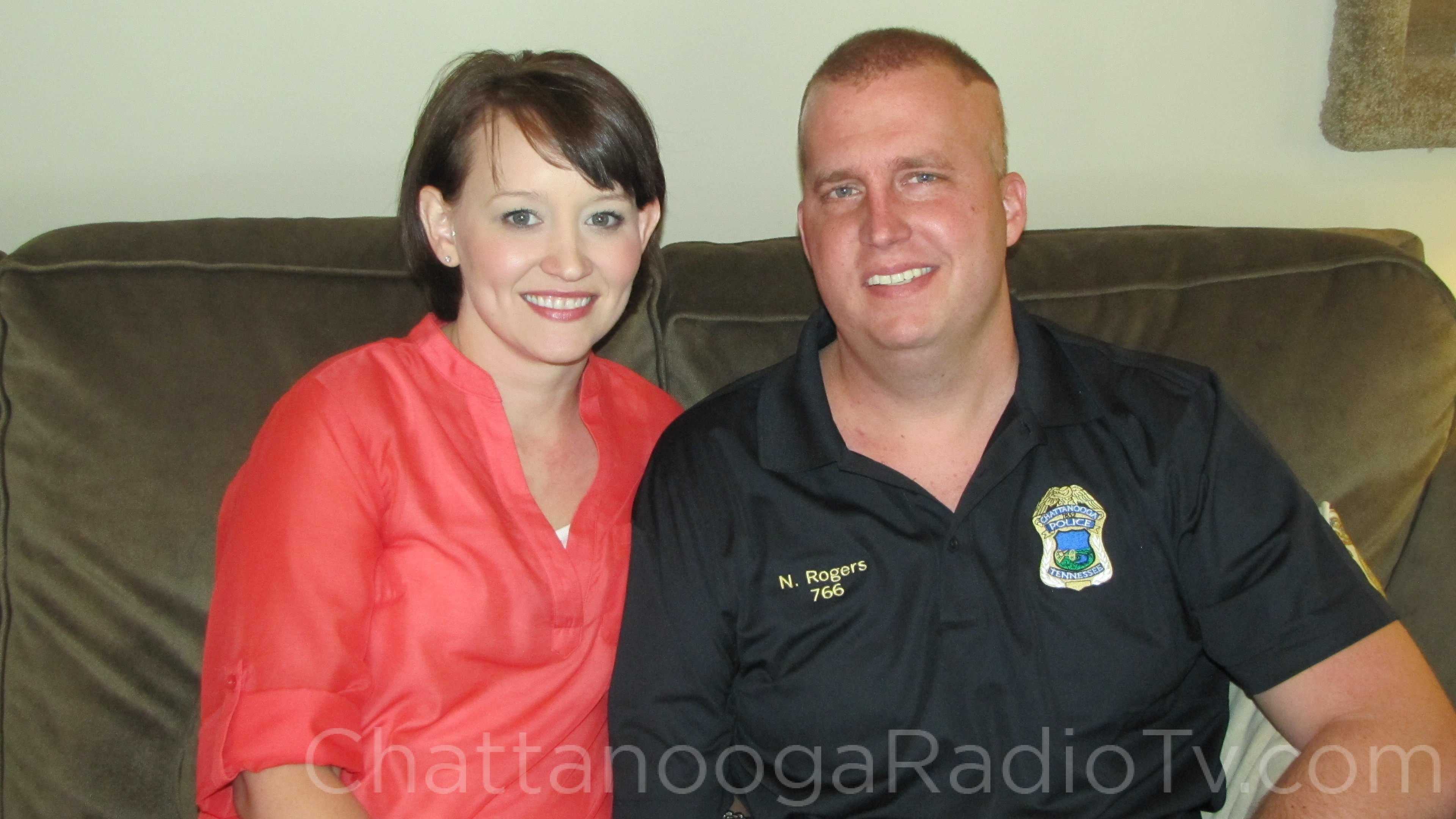 A tribute to Officer Nathan Rogers: an American hero - David
