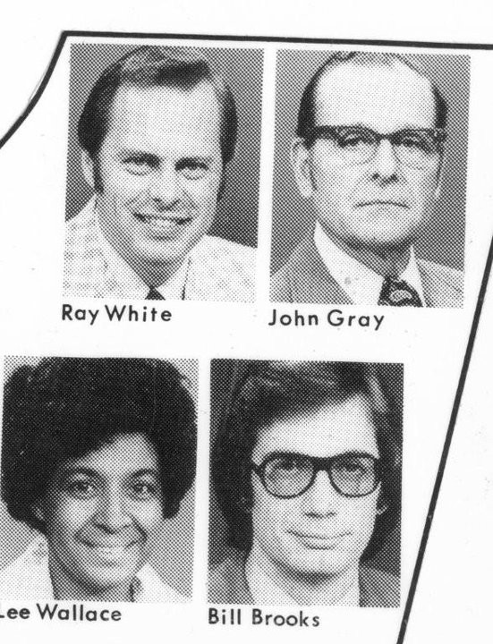 Remembering Chattanooga news anchor Ray White - David